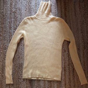 Autumn Cashmere thin ribbed cashmere sweater